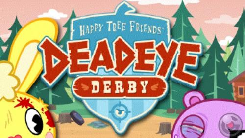 Обзор Happy Tree Friends: Deadeye derby