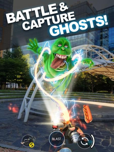 Ghostbusters World обзор