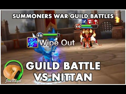 Summoners War: эвент Guild Battle